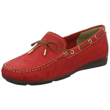 Wirth Bootsschuh rot