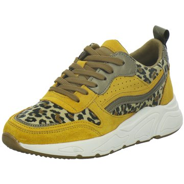PS Poelman Sneaker Low gelb