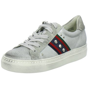 Paul Green Sneaker Low silber