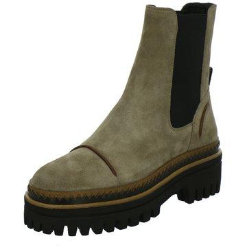 Elvio Zanon Boots braun