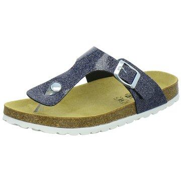 Longo Offene SchuheLongo blau