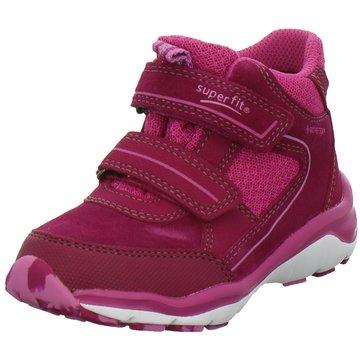 Superfit Klettstiefel pink