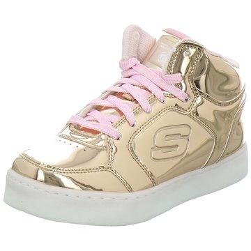 Skechers Sneaker High gold
