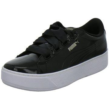 Puma Plateau SneakerVikky Platform schwarz