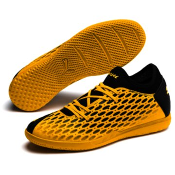 Puma Hallen-Sohle gelb