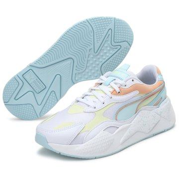 Puma Top Trends SneakerRS-X³  PASTEL MIX WN S - 375137 weiß