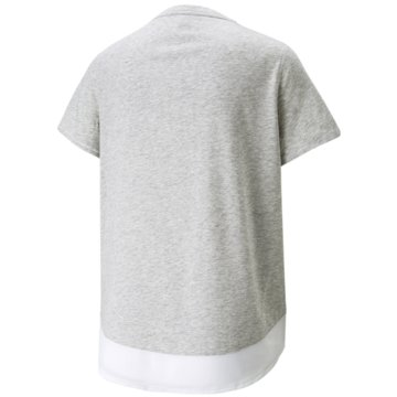 Puma T-ShirtsTRAIN MESH SHORT SLEEVE TE - 521032 grau