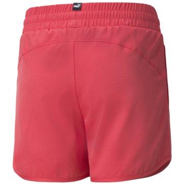 Puma Kurze SporthosenACTIVE SHORTS G - 587008 pink