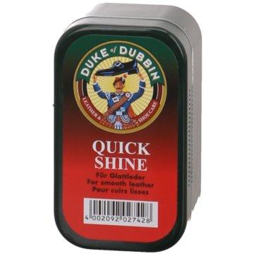 Duke of Dubbin PflegemittelQuick Shine -