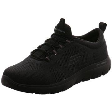 Skechers Sneaker LowSummits louvin schwarz