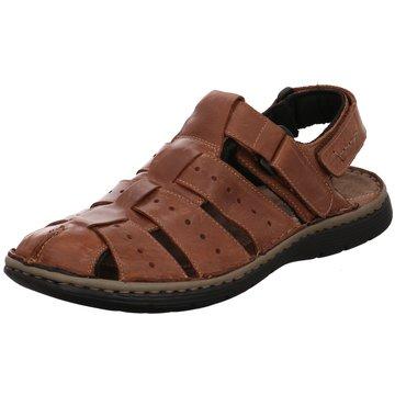 Free Walk Sandale braun