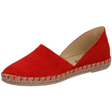 Relax Espadrille rot