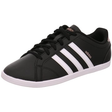 adidas Sneaker LowCONEO QT - DB0126 schwarz