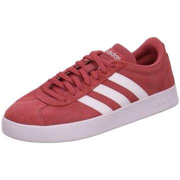 adidas Sneaker LowVL Court 2.0 rot