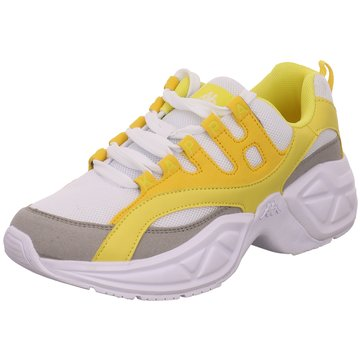 Kappa Plateau SneakerOverton weiß
