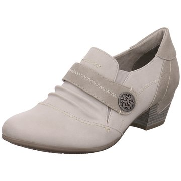 Jana Ankle Boot weiß