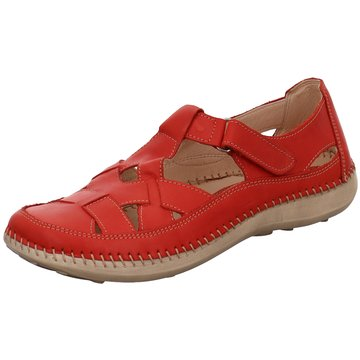 Free Walk Komfort Slipper rot