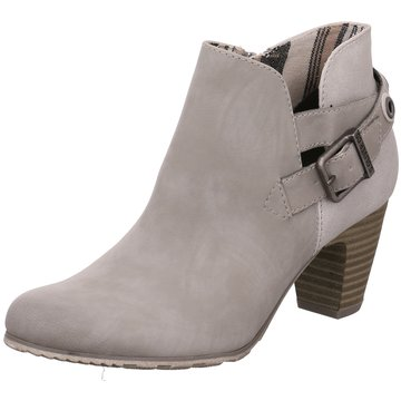 s.Oliver Ankle Boot grau