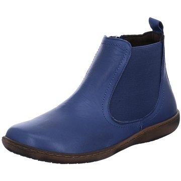 Andrea Conti Chelsea Boot blau