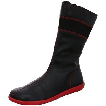 Clamp Komfort Stiefel schwarz