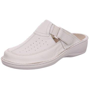 Dr. Feet Clog weiß