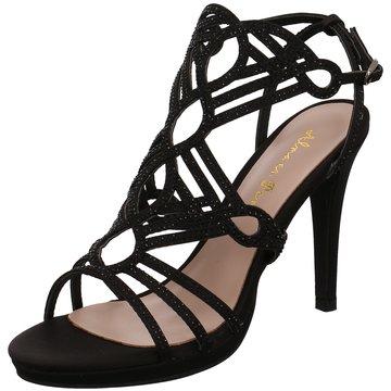 Alma en Pena Sandalette schwarz