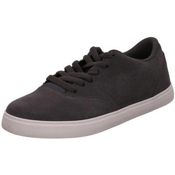 Nike Sneaker LowNike SB Check Suede (GS) grau