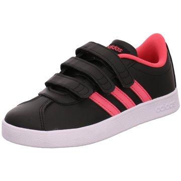 adidas Sneaker LowVL COURT 2.0 CMF C schwarz