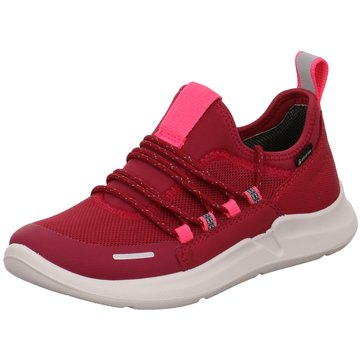 Superfit Sneaker LowThunder rot