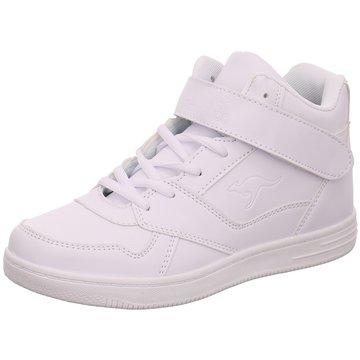 KangaROOS Sneaker HighSkyline Kids weiß
