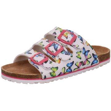 Indigo Offene Schuhe bunt