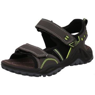 carrera panamericana Offene Schuhe braun