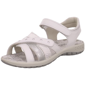 Imac Offene Schuhe weiß