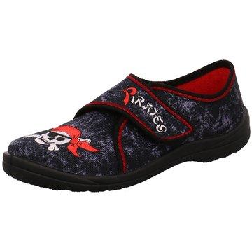 Fischer Schuhe HausschuhPirates schwarz