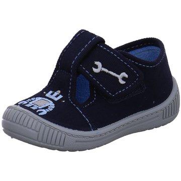 Fischer Schuhe HausschuhRoboter blau blau