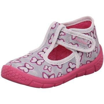 Fischer Schuhe Kleinkinder MädchenSchmetterling rosa