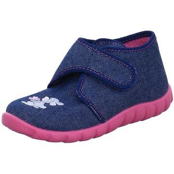 Fischer Schuhe Kleinkinder MädchenHase blau
