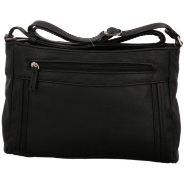 Dernier Taschen Damen schwarz