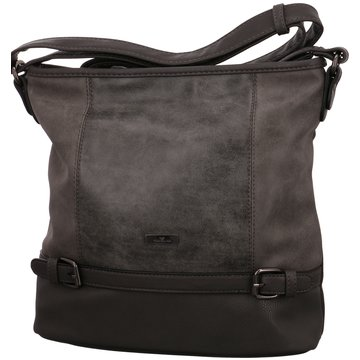 Tom Tailor Taschen DamenJuna Hobo Bag grau