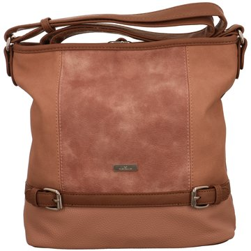 Tom Tailor Taschen DamenJuna Hobo bag rosa
