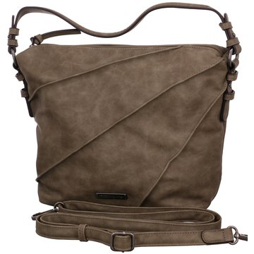Tamaris Taschen DamenJutta Hobo Bag S braun