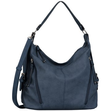 Tom Tailor Taschen DamenCaia Hobo Bag blau