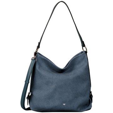 Tom Tailor Taschen DamenPerugia Hobo Bag blau