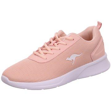 KangaROOS Sneaker Low rosa