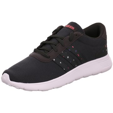 adidas Sneaker LowLite Racer K schwarz