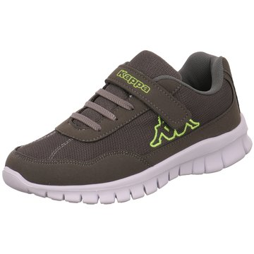 Kappa Sneaker LowFollow K grau