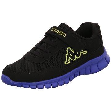 Kappa Sneaker LowFollow BC K schwarz