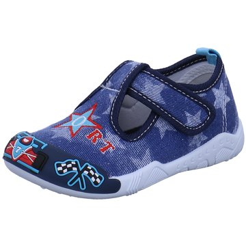 Slobby Sandale blau