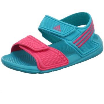 adidas Sandale türkis