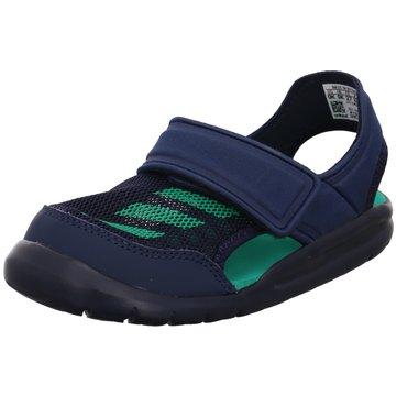 adidas SandaleFortaSwim I blau